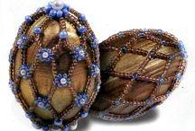 velikonoce - korálky