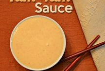 Low Carb: Sauces, Seasonings, Toppings / by Kelly Schumann