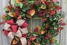 Осенние венки