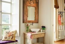 Home decorating / by Brittany Griffin-Soller