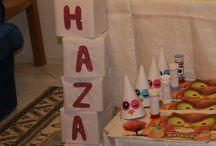 HAZAL 2 yaş partisi