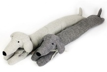 Door stops and draught excluders