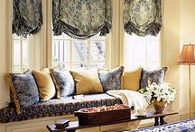 window treatments / by Lisa King-Lawrence
