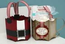 Gift boxes / by Cj Messa
