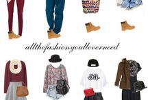 Clothes. Outfits