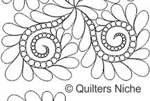 Custom longarm designs