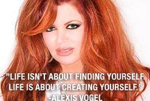 Alexis Vogel Quotes & Tips