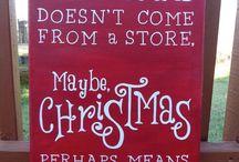 Christmas / by Jayme Wood McCarthy