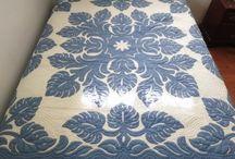 Hawaiing quilt