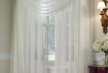 glamorous curtain blind designs