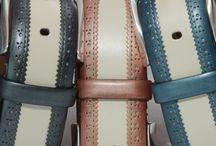 belts  by Luigi Corsi