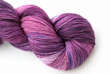 Yarnspiration / Yarn and fiber galore / by Genevieve