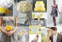 (テーマカラー)グレーがテーマの結婚式 / オリジナルウェディングを実現するには、まずはテーマカラーを決めましょう!「グレーがテーマの結婚式」のインスピレーションを集めました。シェリーマリエHPはこちらhttp://www.kawaiihanayome.com/