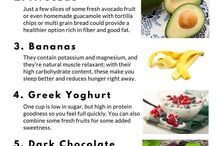 Healthy Meals and Snacks