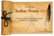 Libra Zodiac Traits / Find out about Libra characteristics and Libra personality traits.