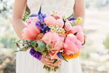 Florals / Ideas for wedding flowers / by Erica J-Bow