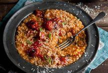 Rice & couscous