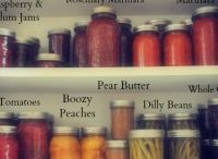 Canning / Food / by Bre Buenafe