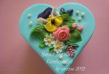 Cookie Box / Renkli Hayaller Kurabiye Evi