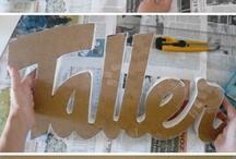 Diseños de letras