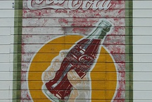 Old Sign Inspiration  / Looking for inspiration to put on an outside wall.