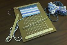 weaving / by Good Citizen Sarah