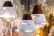 Lighting design inspiration / Looking at several innovative lighting designers currently on trend.