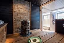 Sauna & dressing room
