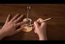 gitár vidró