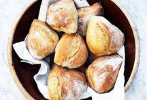 Brød, boller, bagning