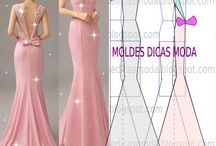 Evening gowns/coctail dresses