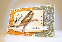 Card Inspiration / by Crystal Ware