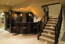 basement makover / Basement, DIY, makeover, decorating, design,
