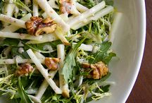 Salads / by Carrie Tovornik