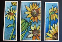 Art Lesson- Pastels