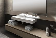 Commercial & Public Bathrooms / List of our washbasins that are designed for public bathrooms, commercial bathrooms and semi-public bathrooms. Hotels, Shopping centers etc.