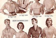 Kledingstijlen Vintage