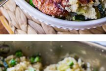 Meal Plan - Cauliflower rice