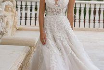 Neckline - Wedding Dress