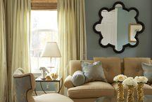 RSM Interior Design: Living Rooms  / Living Room Designs Rariden, Schumacher & Mio Interior Design