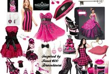 Monster High Dress Designs