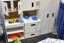 toy's kitchen