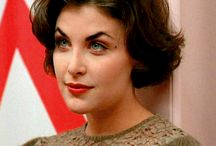 isn't it too dreamy? / character: audrey horne from twin peaks