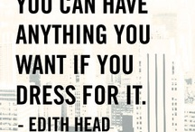 Quotes | Fashionably Said / Some of my favorite fashion quotes