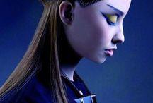 peinados editorial moda