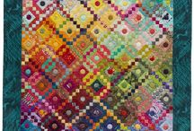 Quilts / Patchwork / by Hilary Turner