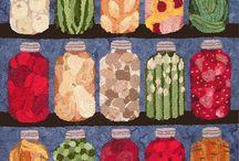 Jar quilt
