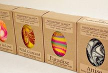 Soap Labels & packaging