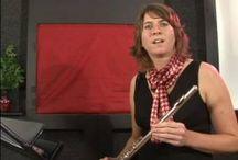 Music - Flute teaching