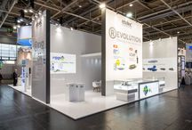 Hannover Messe - Etelec / Act Events Allestimenti fieristici Exhibition stand display